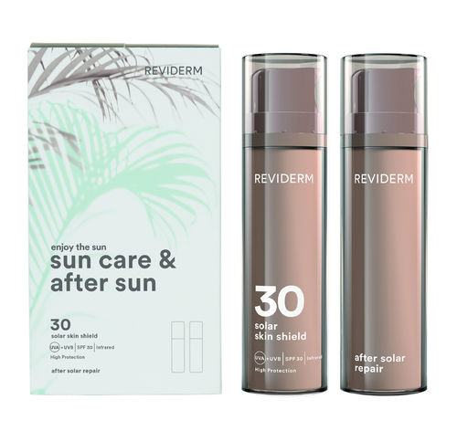 Sun Care & After Sun (2 x 120ml)