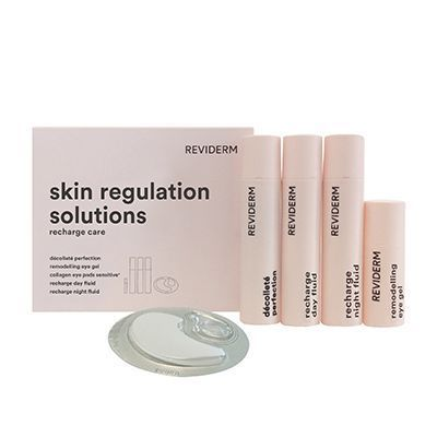 skin regulation solution- recharge care